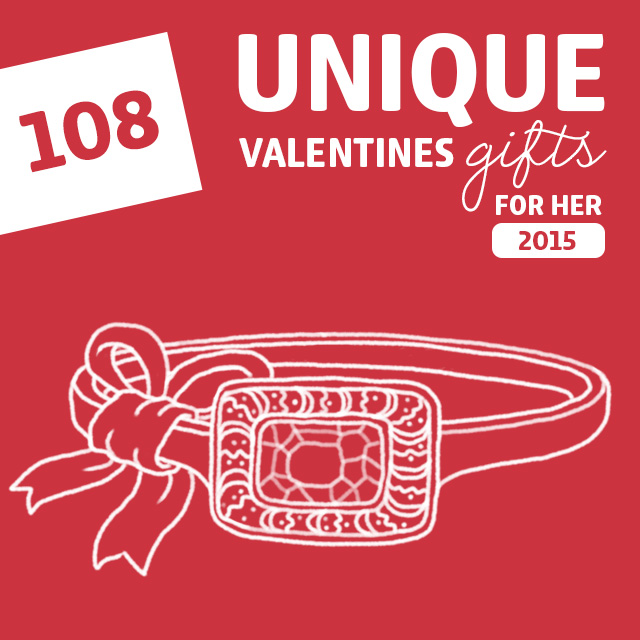 Valentines Day Gifts For Her Ideas Newwebdir Great Valentines Day ...