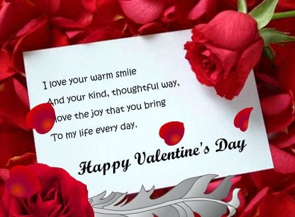 Happy Valentines Day Messages - Happy New Year 2019 Sms Greetings ...