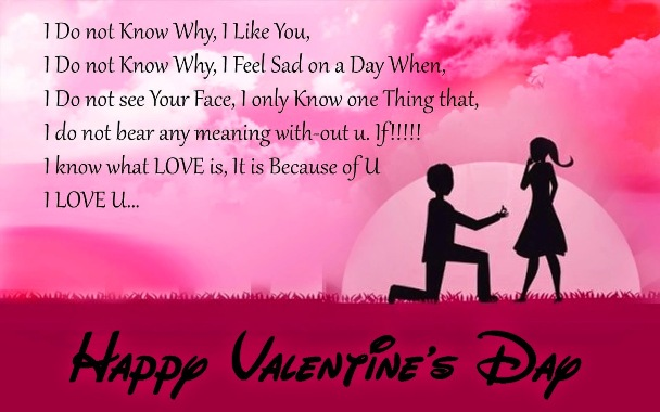 Best Happy Valentines Day Messages, SMS and Wishes to send your ...