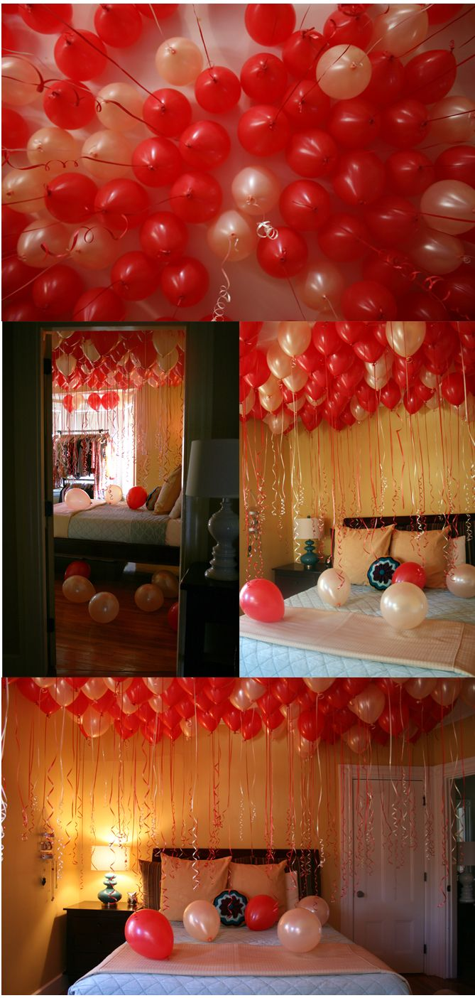 surprise ~ balloons ~ fill a whole room ~ for any celebration ~ or ...