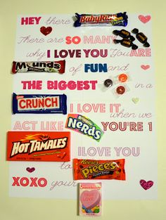 160 Best candy grams ideas images | Drawings, Doodles, Gift ideas