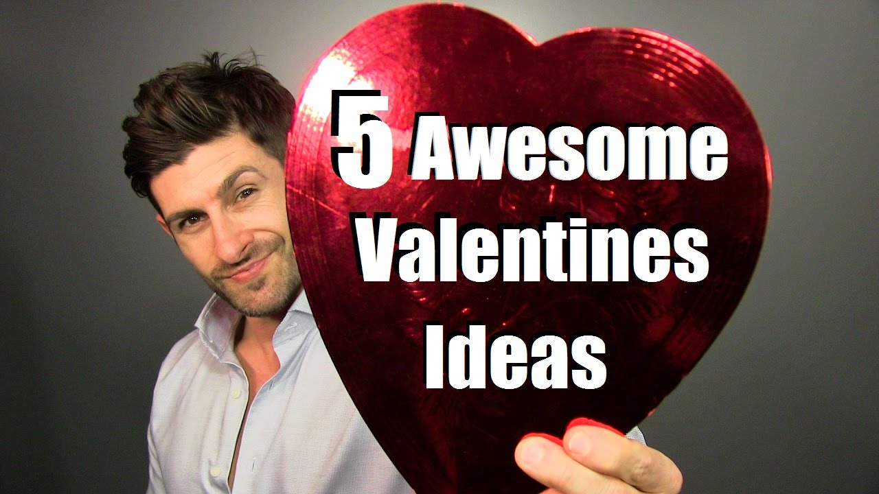 5 AWESOME Valentine