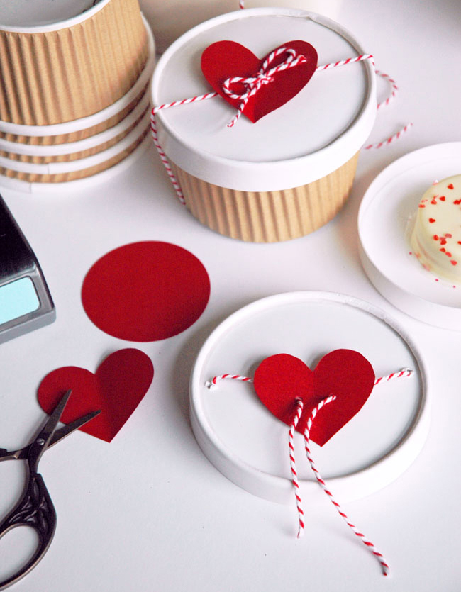 Adorable Treat Packaging :: Valentine