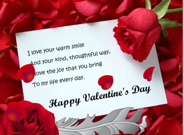 Happy} Valentine Day Whatsapp Status and Facebook Messages - Techicy